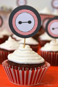 Big Hero 6 PARTY – Free Printables