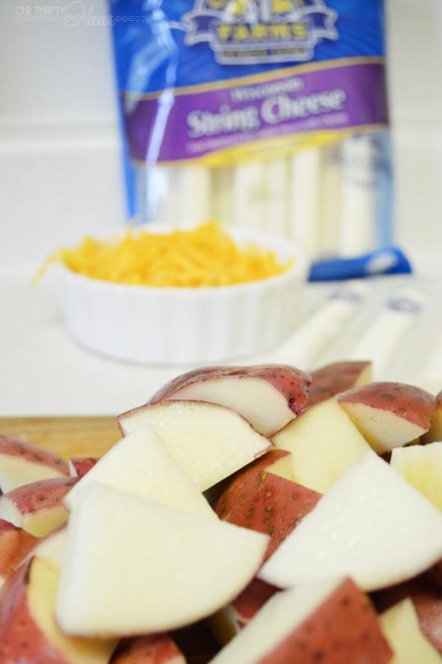 cheesy potatos ingredients