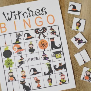 witches bingo square