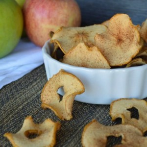 Homemade Apple Chips – Without a Dehydrator