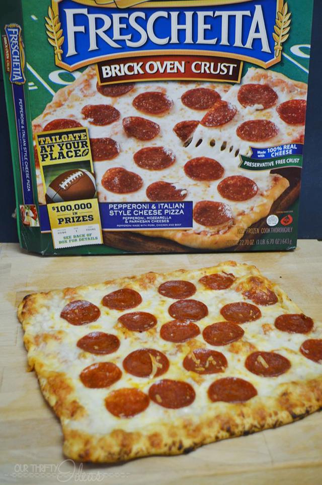 Freshetta Pizza
