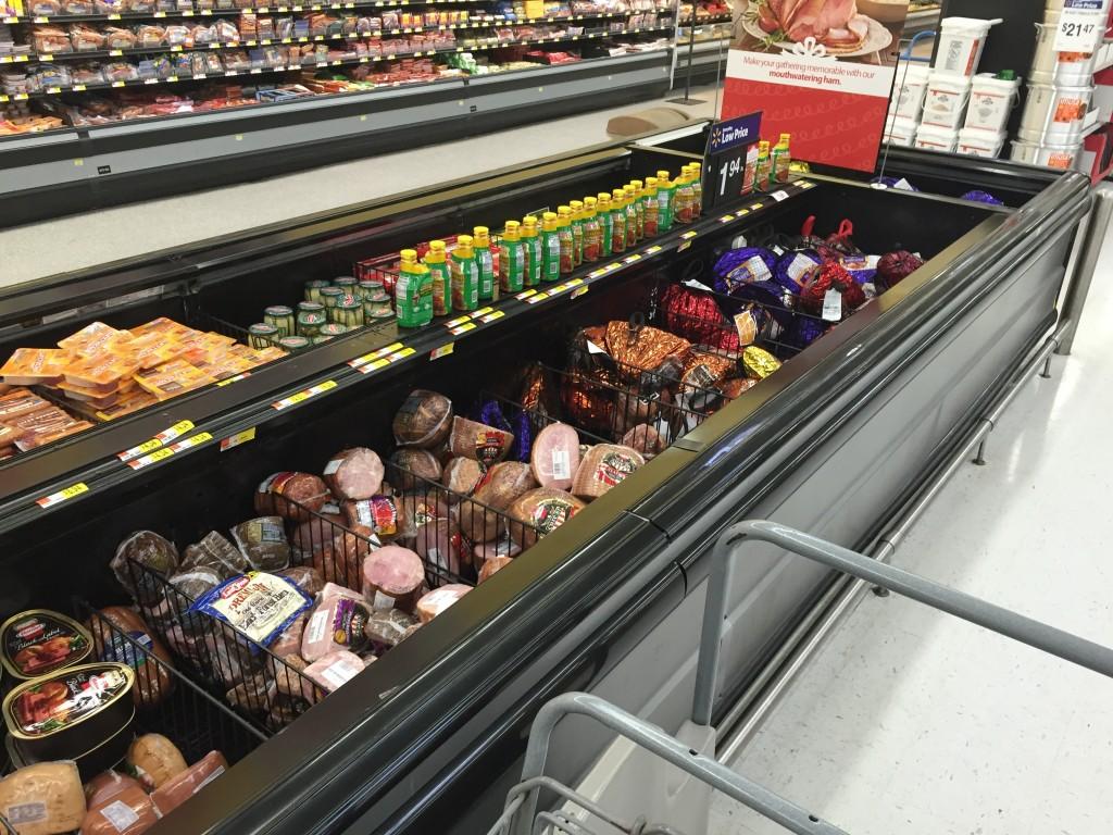 Hormel Ham at Walmart