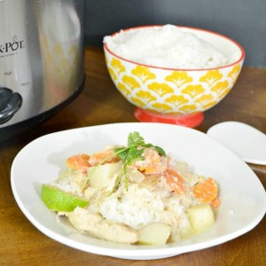 Crockpot Thai Curry Recipe