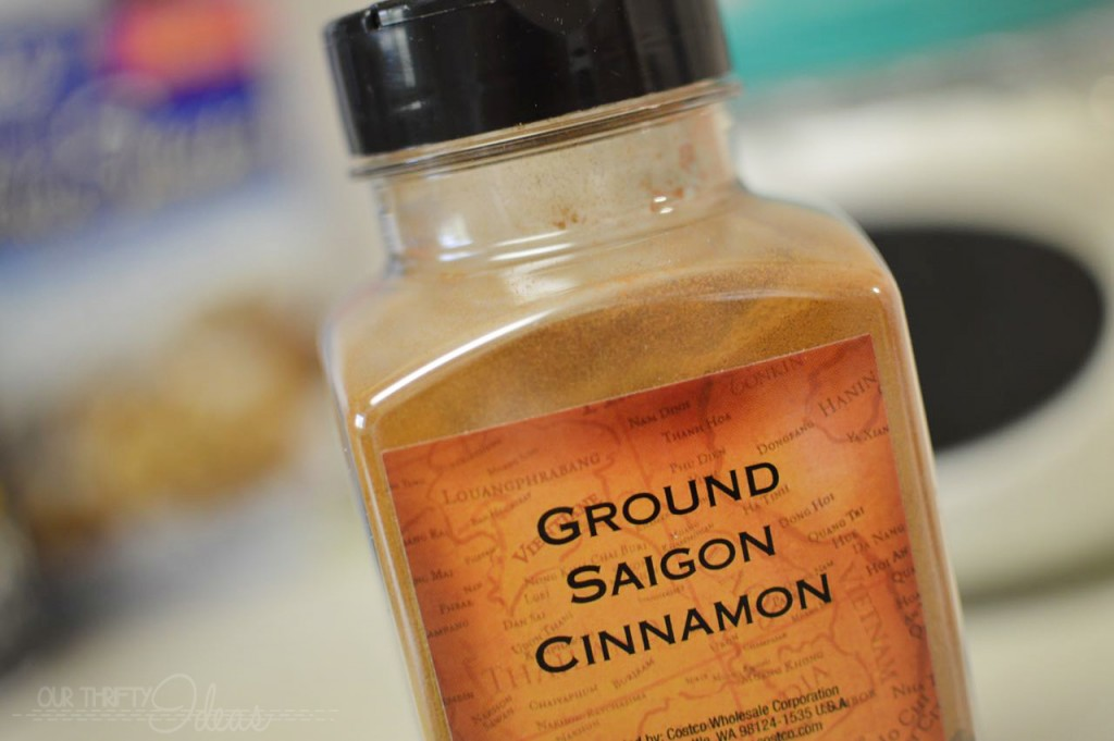 Saigon Cinnamon for baking