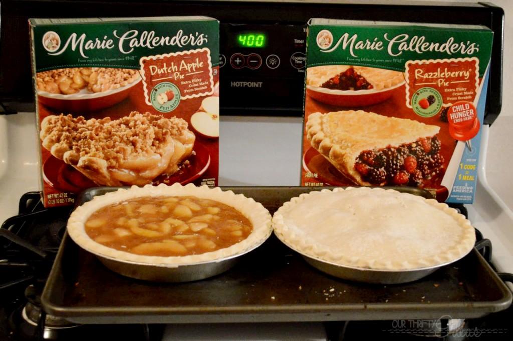 Marie Callenders Pie