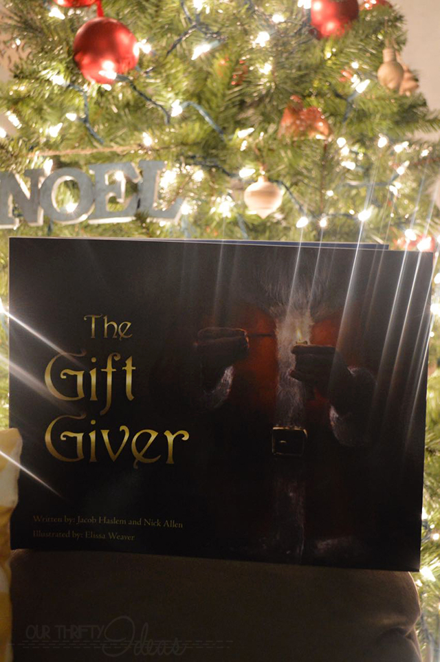 The Gift Giver book
