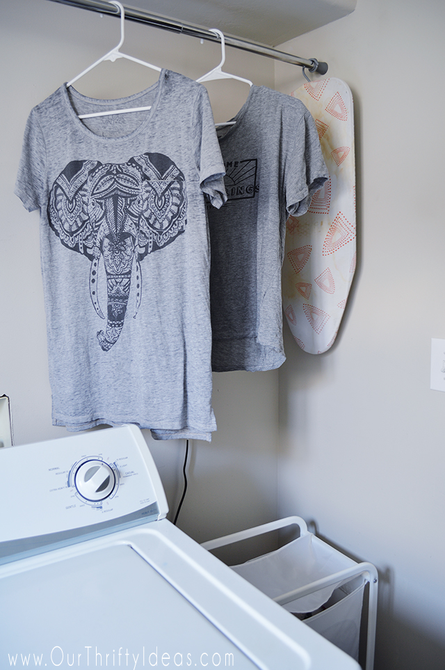 Room Makeover Love Your Laundry Room Our Thrifty Ideas
