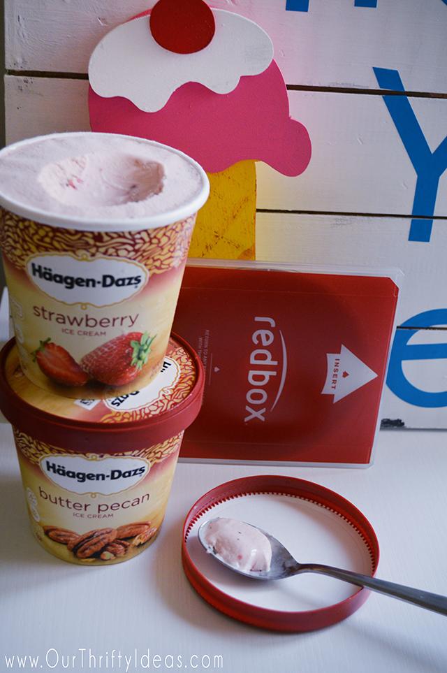 DIY Ice Cream Sign Tutorial