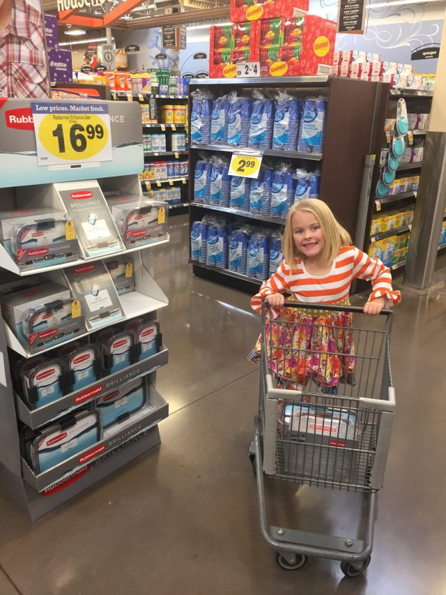 Rubbermaid Brilliance at Smith's Marketplace