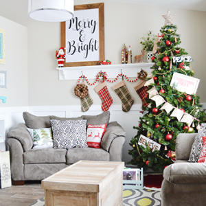 Christmas Home Tour 2016