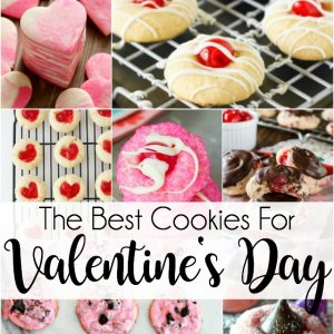 The Best Cookies for Valentine's Day