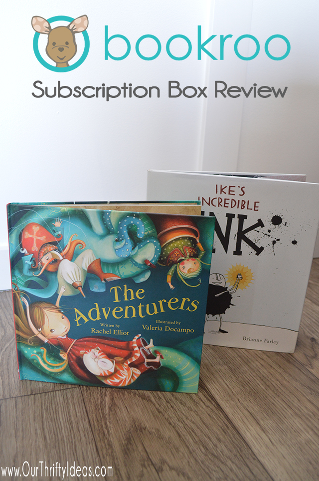 bookroo subscription box review