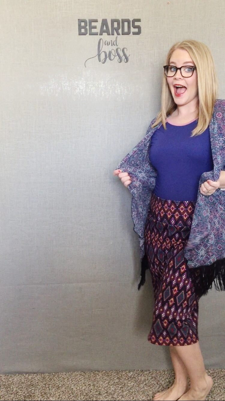 LulaRoe Styling Ideas