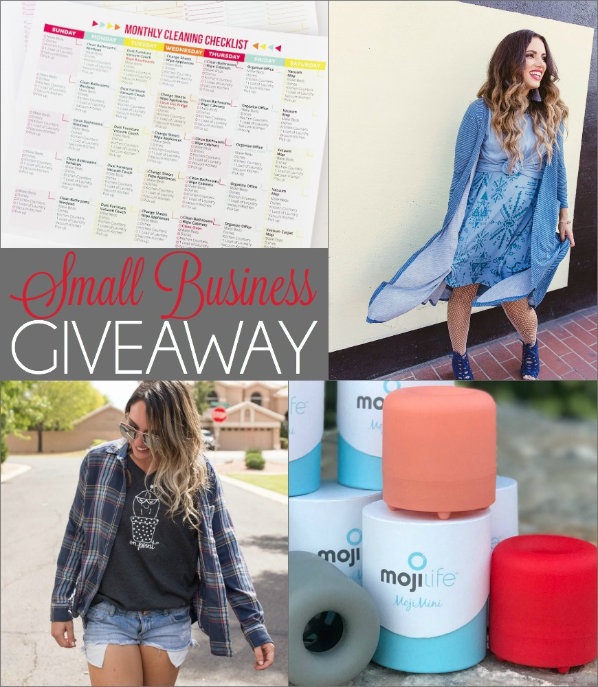 Small Business Saturday Giveaway