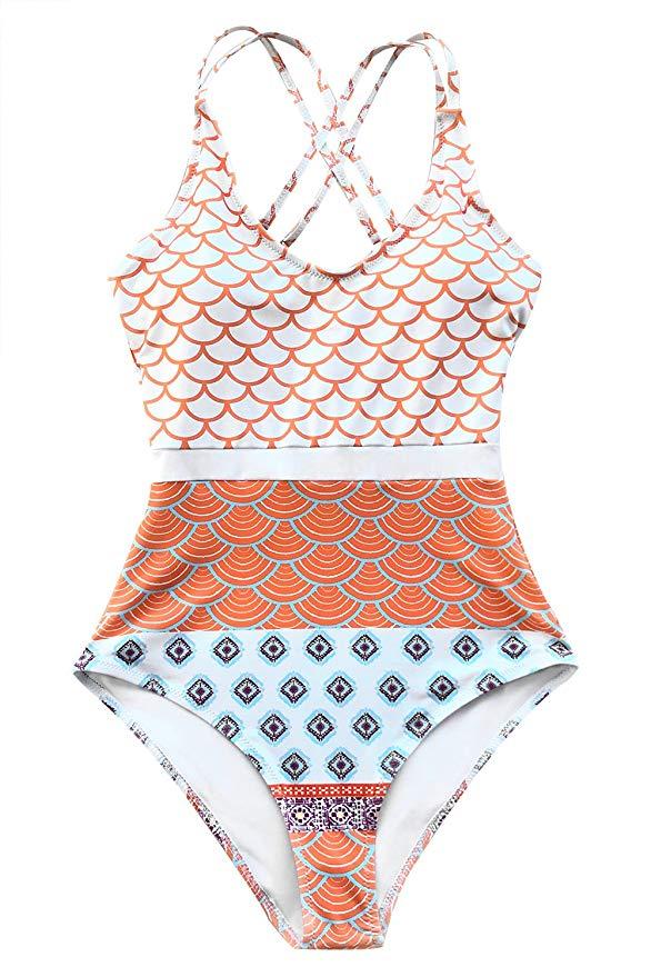 2019 women swim suit