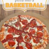 Basketball Pizza