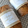 Homemade Bread Wrapper - Free Printable