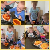 Kid Friendly Recipe - Pizza