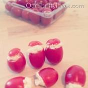 {Recipe} Stuffed Tomatoes