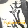 Halloween Charms with Mod Podge