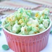 Green Mint Popcorn