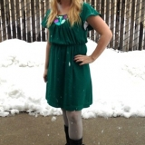{Modest Mommy Monday}–Spring Dress Wishboard
