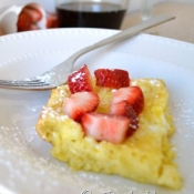 {Recipe} German Pancakes