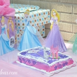 Baby Girl Barker's #DreamParty Celebration
