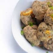 {Recipe} Orange Chicken Meatballs