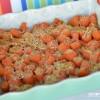 Citrus Glazed Easter Carrots