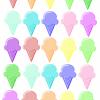 Ice Cream - Rainbow Printable