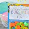 Water Balloon Fun Summer Printable