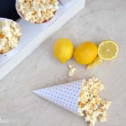 The best Lemon Popcorn recipe