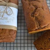 AMAZING Pumpkin Bread recipe