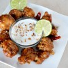 #Ad Coconut Lime Dipping Sauce - General Tso's Boneless Wings