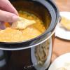 Crockpot Chili con Queso