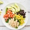 [ad] Grilled Chicken Chop Salad Recipe