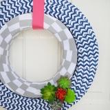 Summer Succulent Wreath - DIY Tutorial