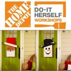 Seasonal Character Door Hanger DIH Announcement - The Home Depot Workshop
