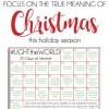 25 Days of Christlike Example - #LIGHTtheWORLD