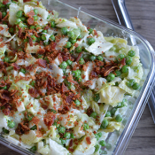 Make Ahead Salad - Sarah Salad Recipe