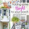 Spring Front Porch Ideas