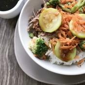 Teriyaki Rice Bowl Recipe