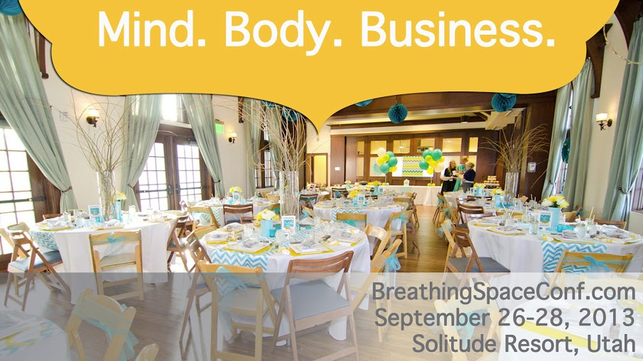 Breathing Space, Blgogers Retreat and Conference