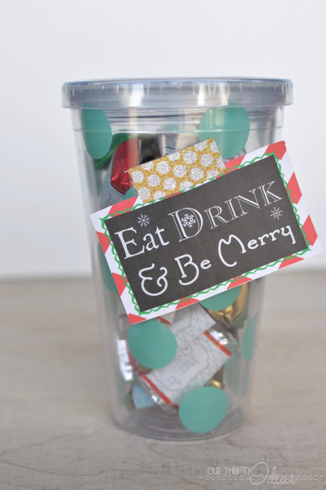 Christmas Gift Idea & Free Printables - Pretty Providence