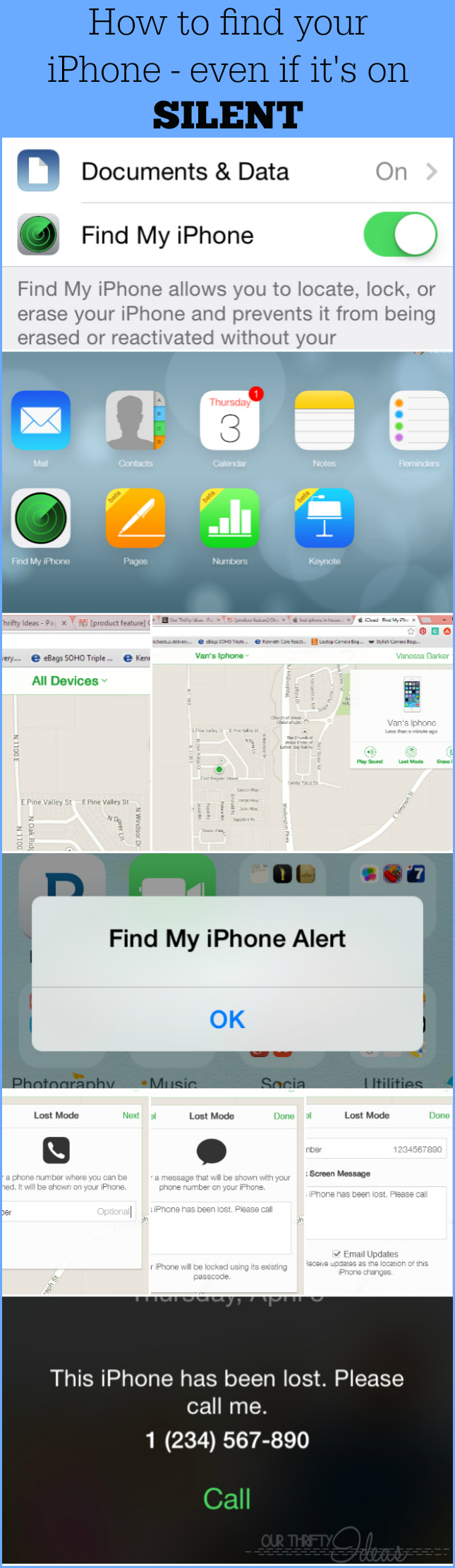 how to find a lost iphone find your lost iphone even when it s on silent and lost 2312